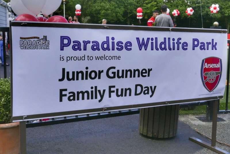 Junior Gunners is a great way for children to make new friends, 7885FE27 F8D4 4D59 8E7A 9B0FC8F358EC 800x535%, daily-dad%