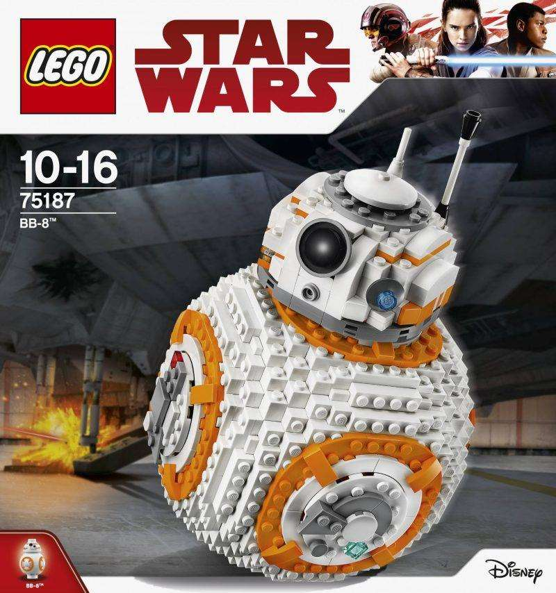 Star Wars, BB8 by Lego