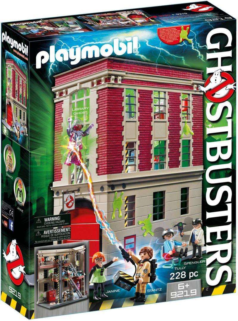 Ghostbusters playmobil