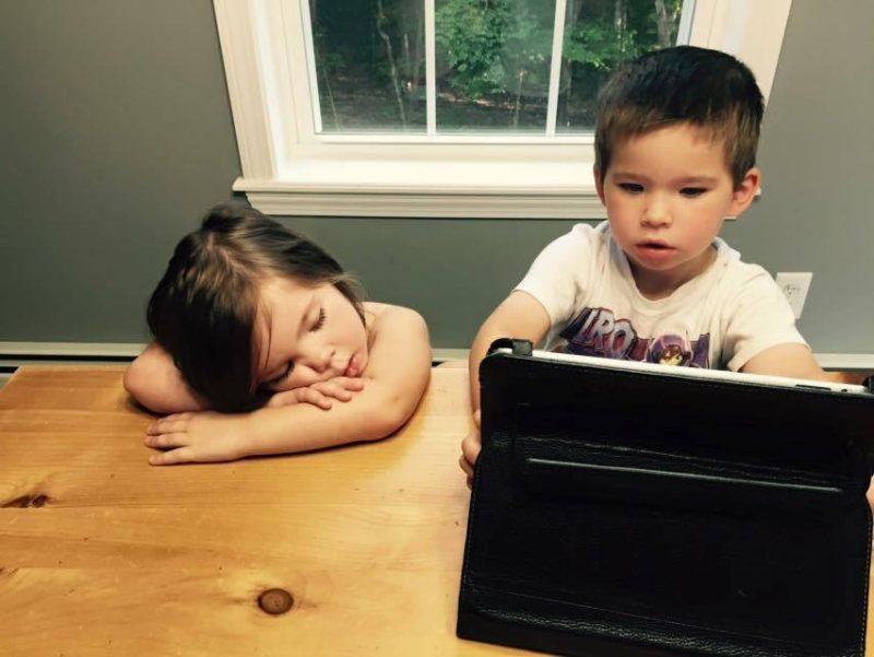 12 Hilarious Photos that Prove Kids will Sleep Anywhere, 13532933 10209819624915639 1588196306265799034 n 800x601%, 2-3%