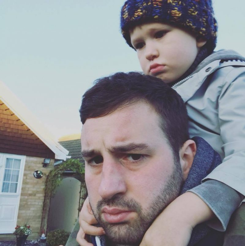 50 Honest selfies that sum up what it's like being a dad, 26167405 10212405127856695 8599658833685851284 n 800x802%, daily-dad%