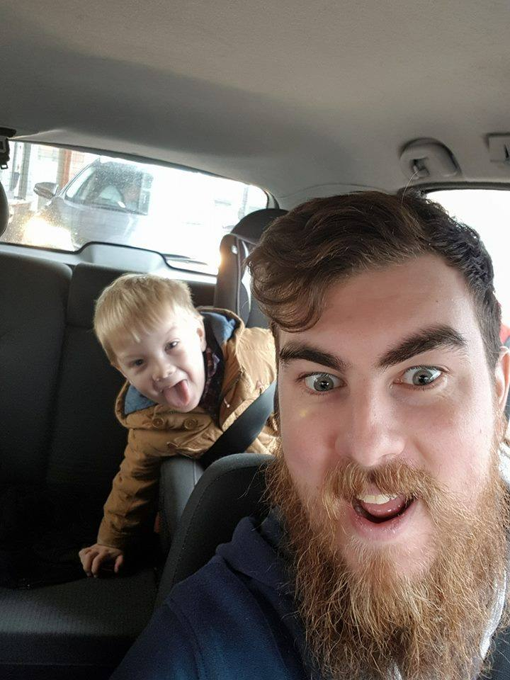 50 Honest selfies that sum up what it's like being a dad, 26195829 10156288307858646 1964905636112373879 n%, daily-dad%