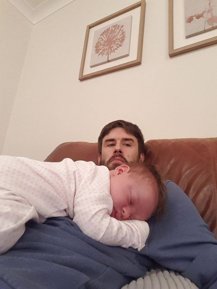 50 Honest selfies that sum up what it's like being a dad, 26229675 10155906775690295 4951554067634180810 n%, daily-dad%