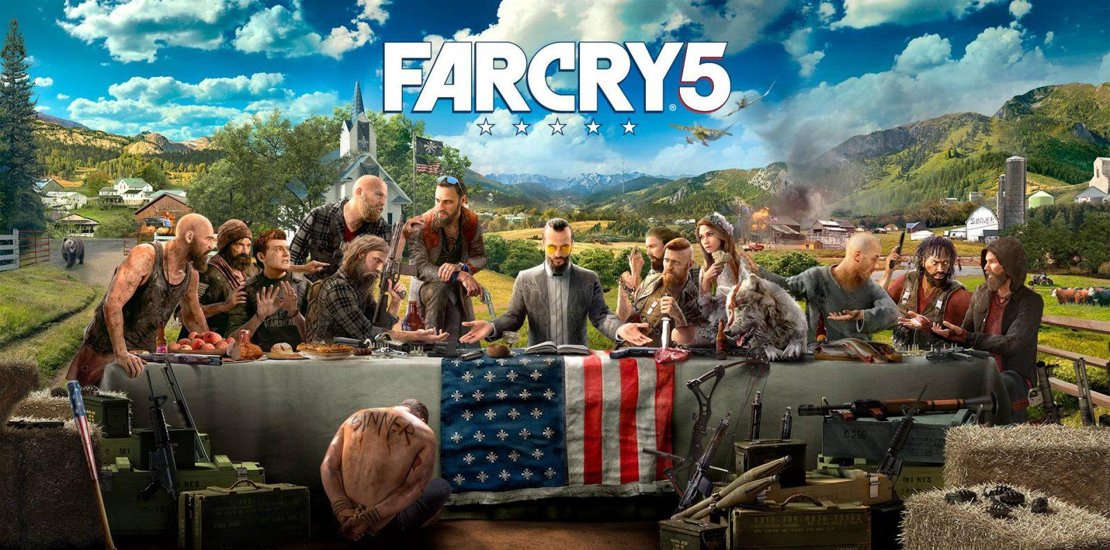 2018's Most Anticipated Games, 46013 farcry5 keyart 1920x950 1600x793%, uncategorised, lifestyle%