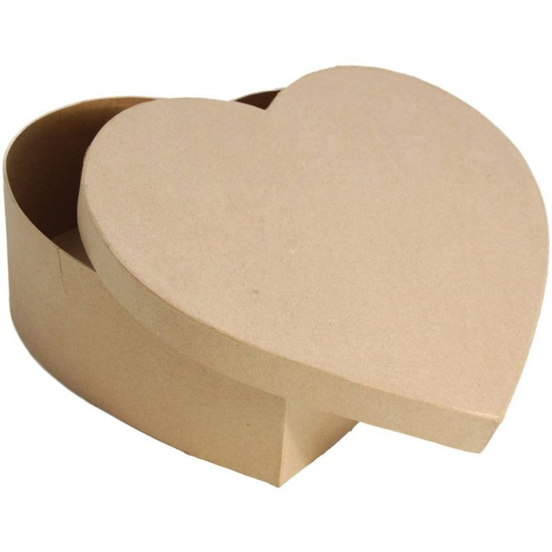 Crafty Gift Ideas for Mother's Day, Hobbycraft Heart Shaped Box 800x800%, lifestyle%