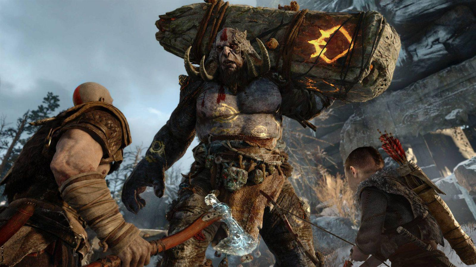 2018's Most Anticipated Games, god of war screen 03 ps4 eu 14jun16 1600x900%, uncategorised, lifestyle%