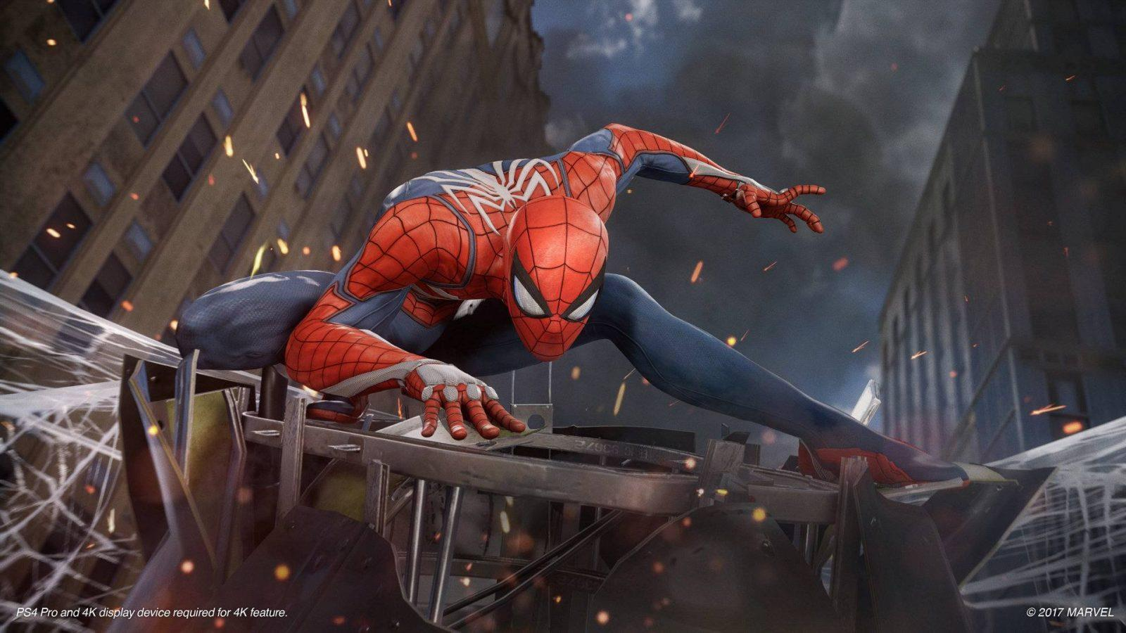 2018's Most Anticipated Games, marvels spider man screen 02 ps4 us 12jun17 1064515 1600x900%, uncategorised, lifestyle%
